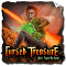 Flash игра Cursed Treasure