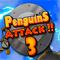 Flash игра Penguins Attack 3